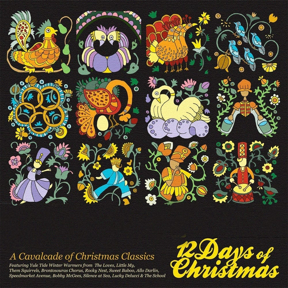 12 Days Of Christmas.Various Artists 12 Days Of Christmas