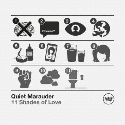 Quiet Marauder – 11 Shades Of Love