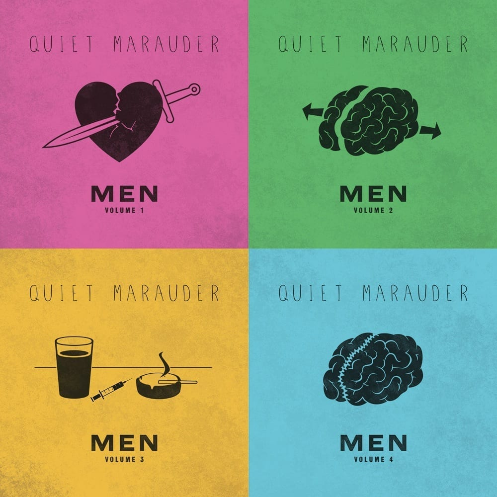Quiet Marauder – MEN