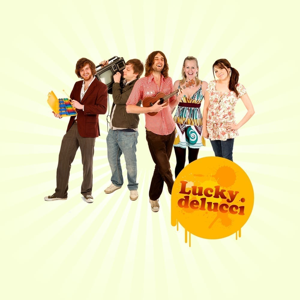Lucky Delucci – Young in Summer