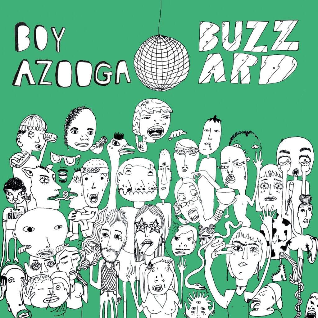 OUT NOW! Boy Azooga / Buzzard 12″