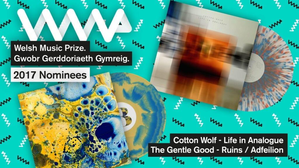 The Gentle Good & Cotton Wolf Make WMP Shortlist