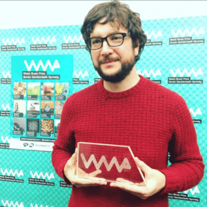 The Gentle Good wins Welsh Music Prize!