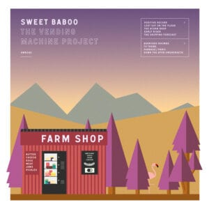 Sweet Baboo – The Vending Machine Project