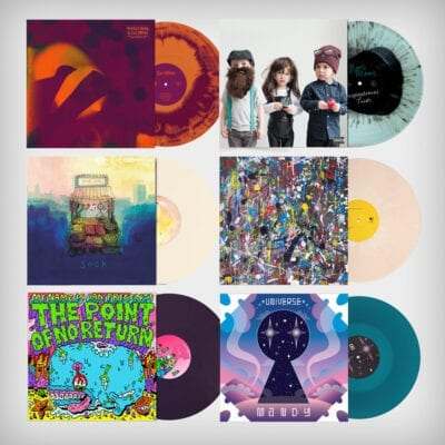 Alternative Vinyl Bundle