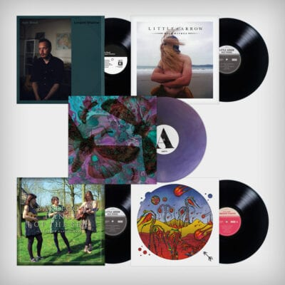 Folk Vinyl Bundle